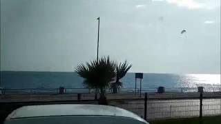 Турция Дорога в отель Вспомнила о море