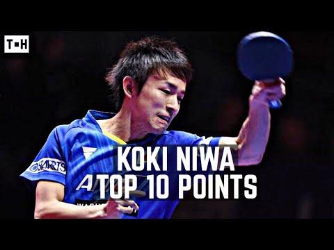 Download KOKI NIWA TOP 10 POINTS OF CAREER