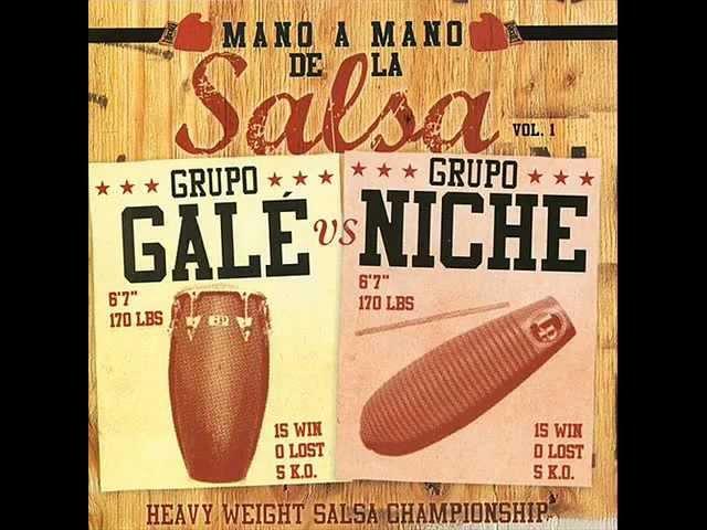 Grupo Galé-- Boogaloo con galé