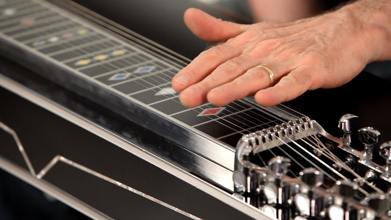 Pedal Steel Guitar Parts | Pedal Steel Guitar