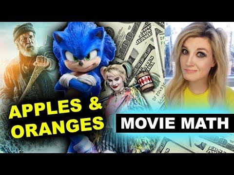Box Office - Sonic Vs Birds Of Prey Vs Call Of The Wild