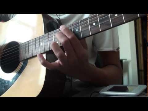 Grade 8 by Ed Sheeran - Acoustic Guitar Cover