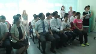 Подписание соглашения с китайской делегацией в Биробиджане