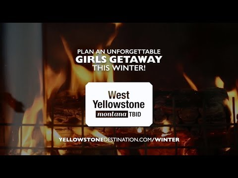 West Yellowstone Winter Getaway