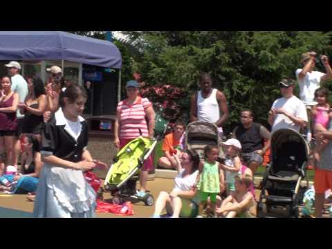 Sesame Place Parade 06/27/2009