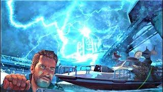 #5【ジャストコーズ3実況!!英雄の戦いは終わらない】ルーチアドール(ロケットボート)がめちゃんこ強い!!【DLC編】