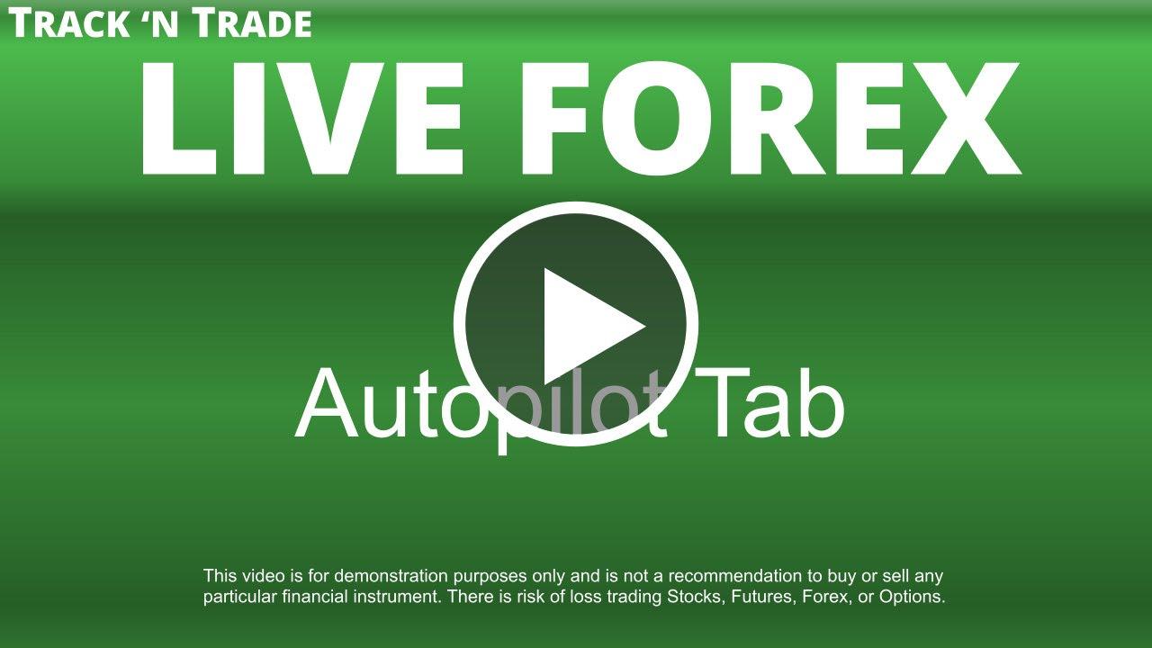 Forex autopilot software