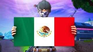 Quiero Representar A Mi País, Fortnite México #HereticsRC