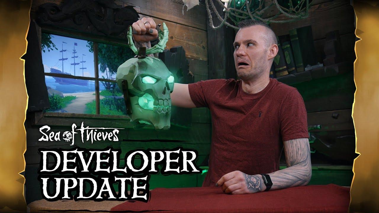Update 1 3 2 für Sea of Thieves zum Download