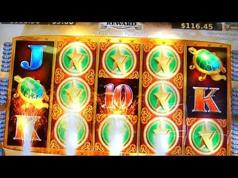 Dragon's Voyage BIG WIN BONUS - 1c Konami Video Slots in Soboba Casino, CA
