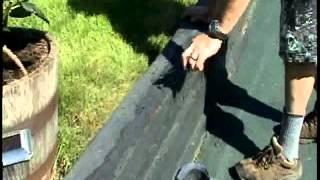 wood crack repair filler sealer coating on decks railway ties timber wood walls