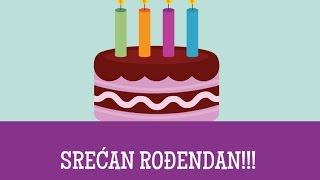 Najlepše rođendanske želje - rođendanske čestitke