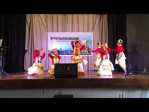 SMA 2018 Kerala Floods Fund raiser - Kids dance