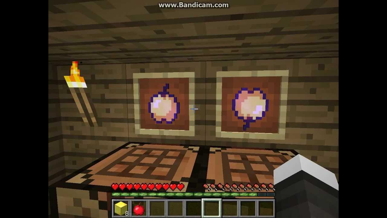 Minecraft как сделать яблоко фото 150