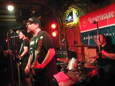 The Queers - Live@Club 44, Kiev, Ukraine 20.02.2011