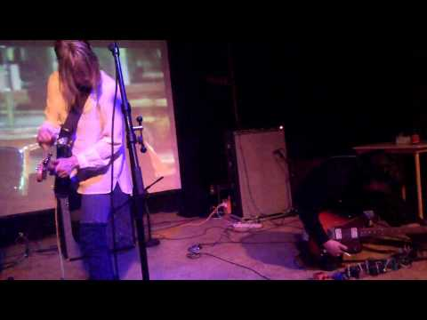Body/Head (Kim Gordon & Bill Nace) @ OCCII Amsterdam, NL 26-02-2012