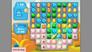 Candy Crush SODA SAGA level 153 NO BOOSTERS