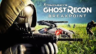 Ghost Recon Breakpoint - Official Gameplay Launch Trailer