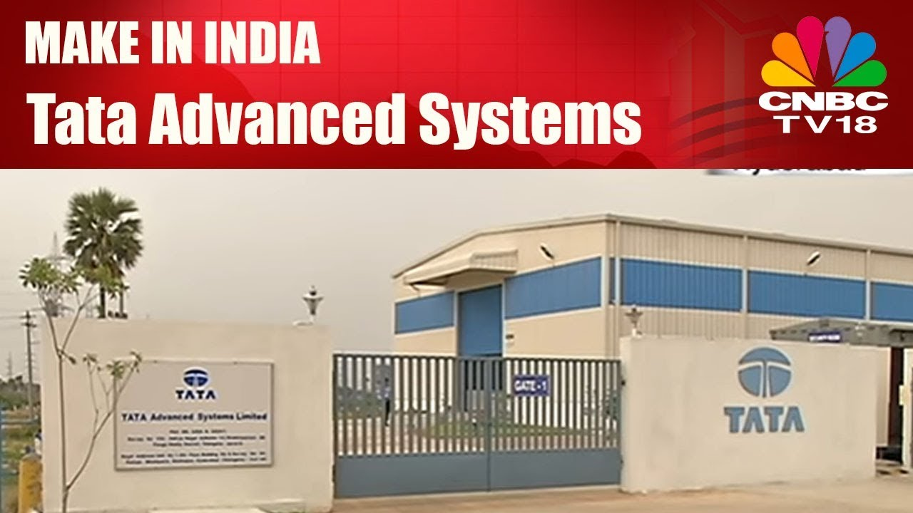 MAKE IN INDIA | Tata Advanced Systems | NEW DEAL FOR ...