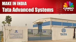 MAKE IN INDIA | Tata Advanced Systems | NEW DEAL FOR DEFENCE | CNBC TV18