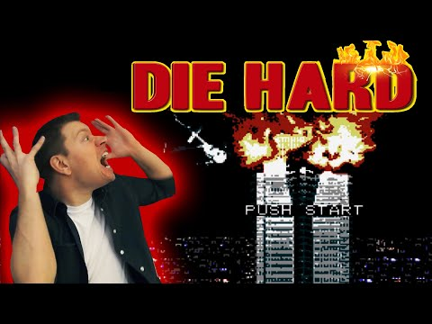 Die Hard NES Video Game Review S4E09 | The Irate Gamer