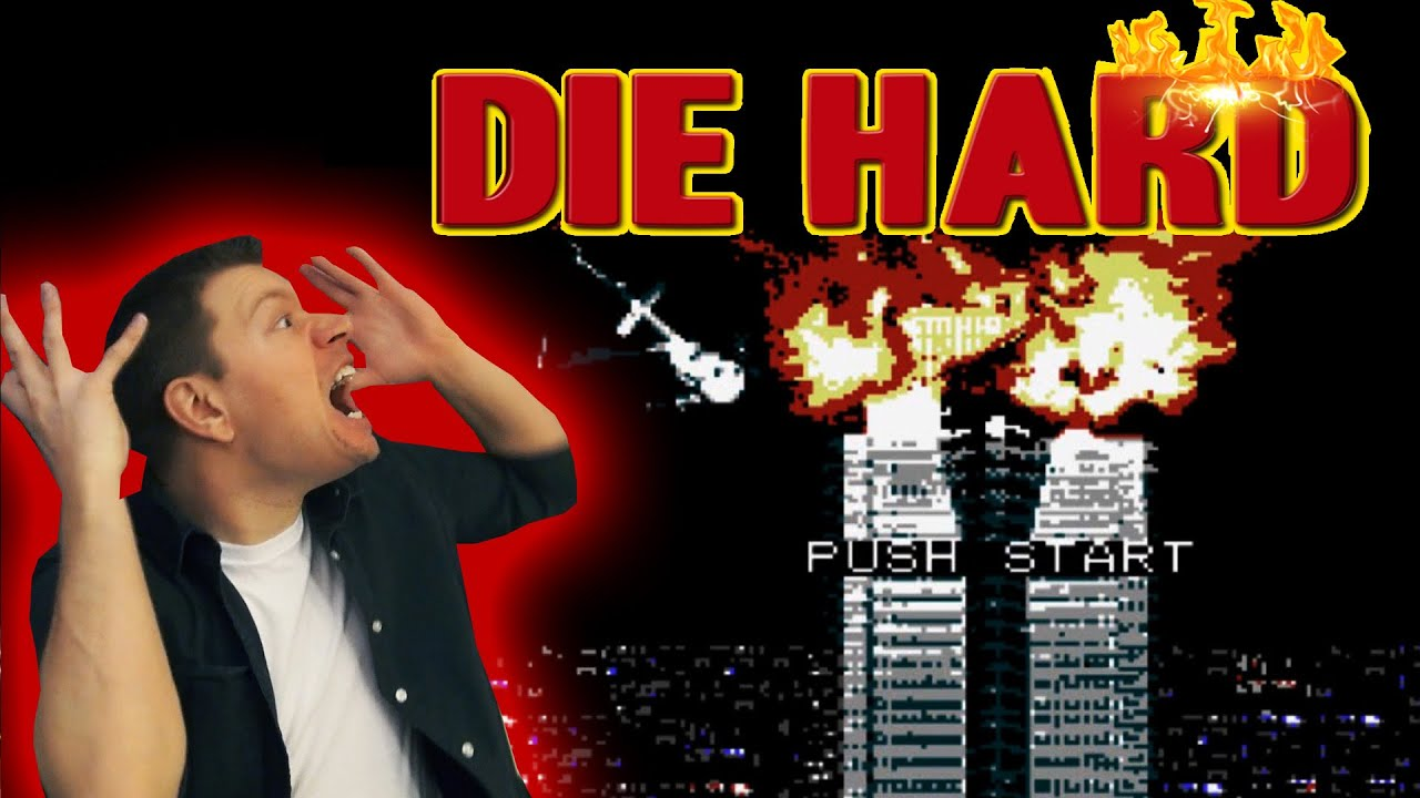 die hard nes video game review s4e09