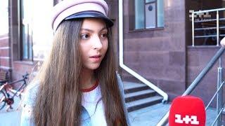 Донька Олі Полякової взяла участь у кастингу серіалу #ШКОЛА