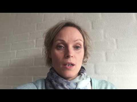 Karina læser til ernæringsterapeut ved CET