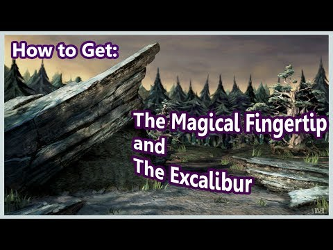 Get Final Fantasy IX | Loose Ends | How to Get the Excalibur and Magical Fingertip Images