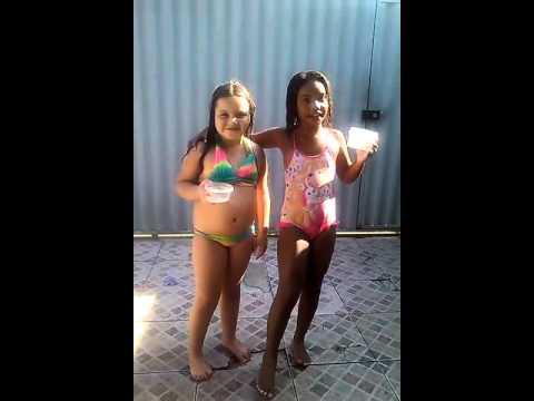 Desafio da água na boca-Júlia Paixão