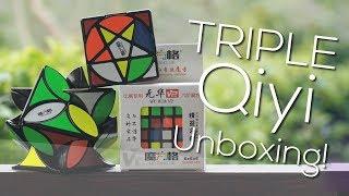 WuHua V2, Pentacle Cube + More Unboxing!   Speedcube.com.au