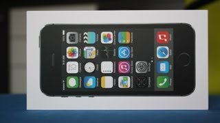 Apple iPhone 5S - Unboxing deutsch