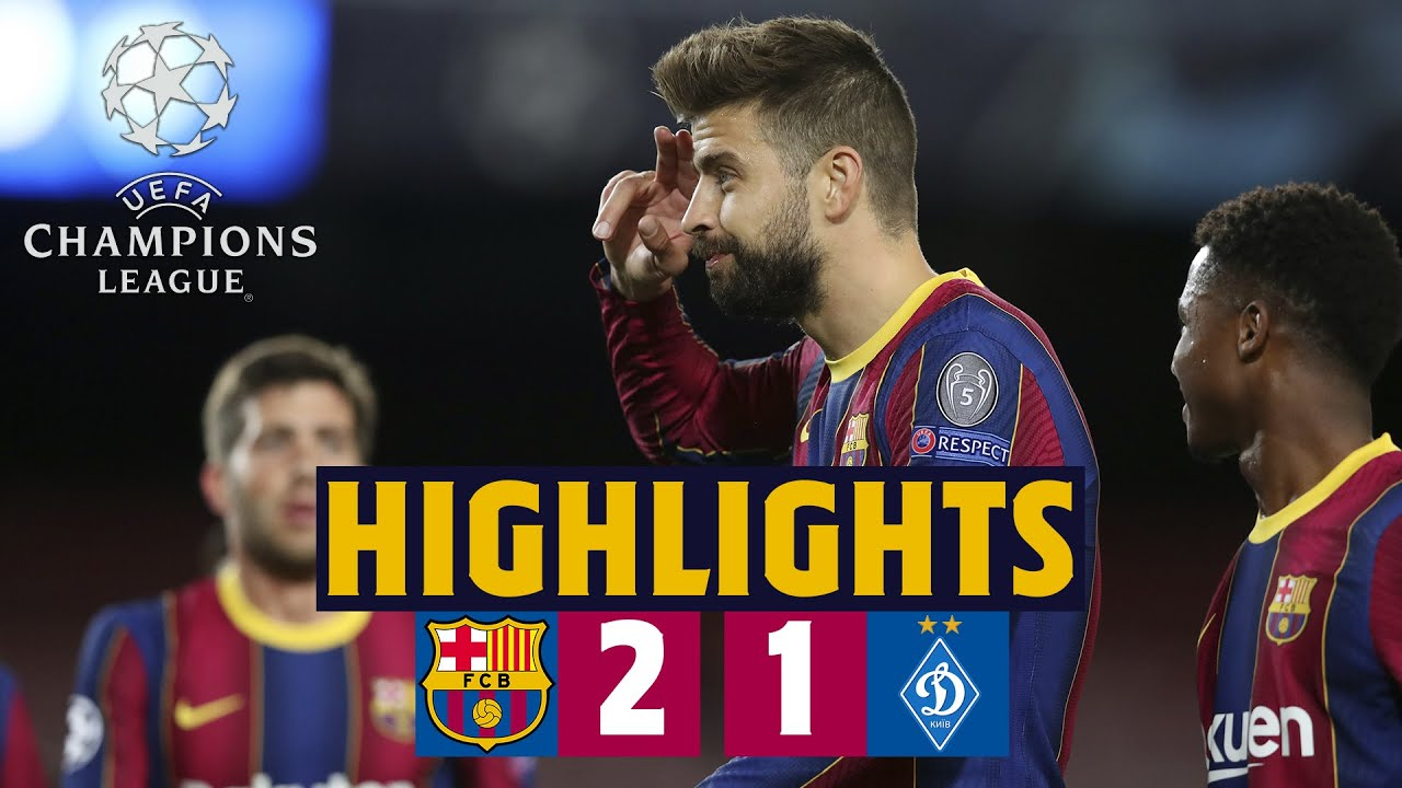 barca 2 1 dynamo highlights reactions youtube barca 2 1 dynamo highlights reactions