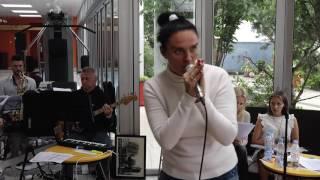 Репетиция Елены Ваенги перед фестивалем Рандеву 2017