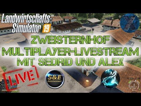 LS19 Zweisternhof | Multiplayer Livestream