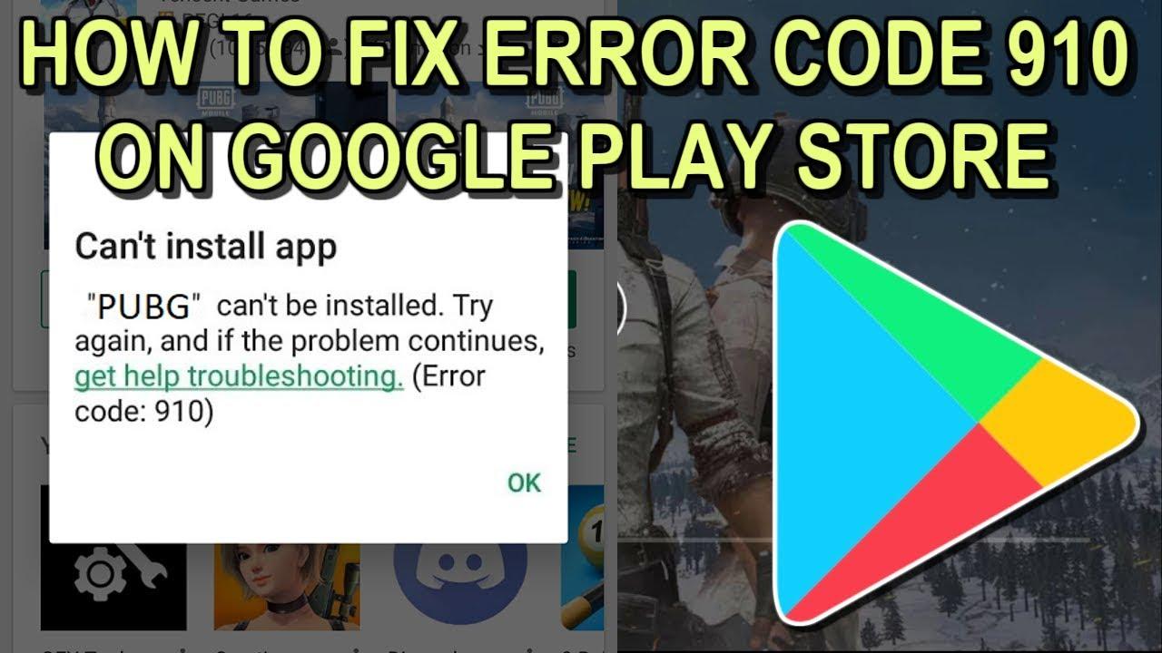 Pubg Mobile Update Error Play Store | Pubg 20000 Bp