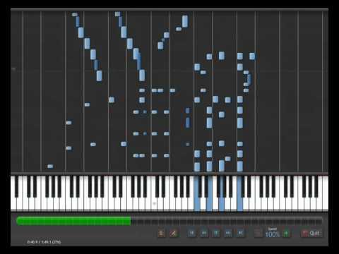 12th Street Rag - Piano roll QRS #1188