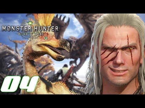 Monster Hunter World Ps4 German #04 Der Kulu-Ya-Ku thumbnail