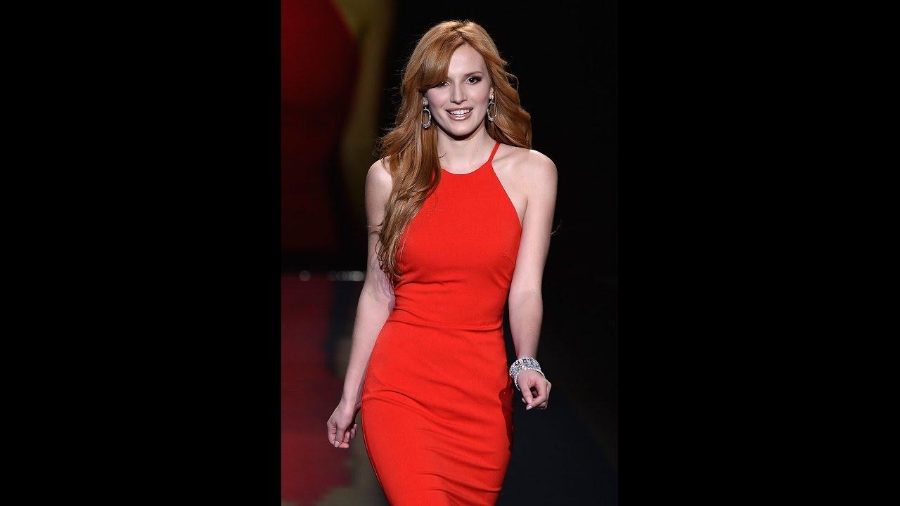 7221b900a2dec فساتين سهرات - فستان سهرة أحمر طويل وجذاب 2017 - YouTube