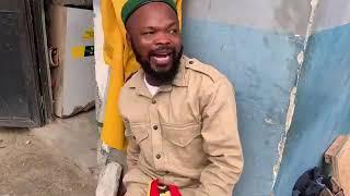 OFFICER JATO DRINKING ON DUTY (Nedu Wazobia Fm)