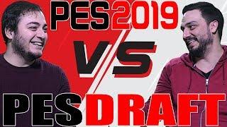 PES DRAFT 2019 - ŞANSA KİM GELİRSE