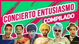 COMPILADO CONCIERTO ENTUSIASMO | Hecatombe!