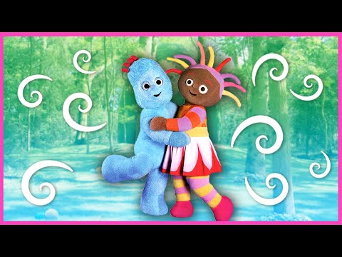 In The Night Garden 206 - Iggle Piggle Looks For Upsy Daisy And Follows Her Bed  | Cartoons For Kids