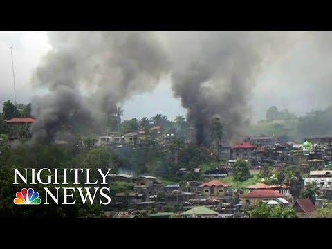 ISIS' Newest Battleground: The Philippines | Nightly News
