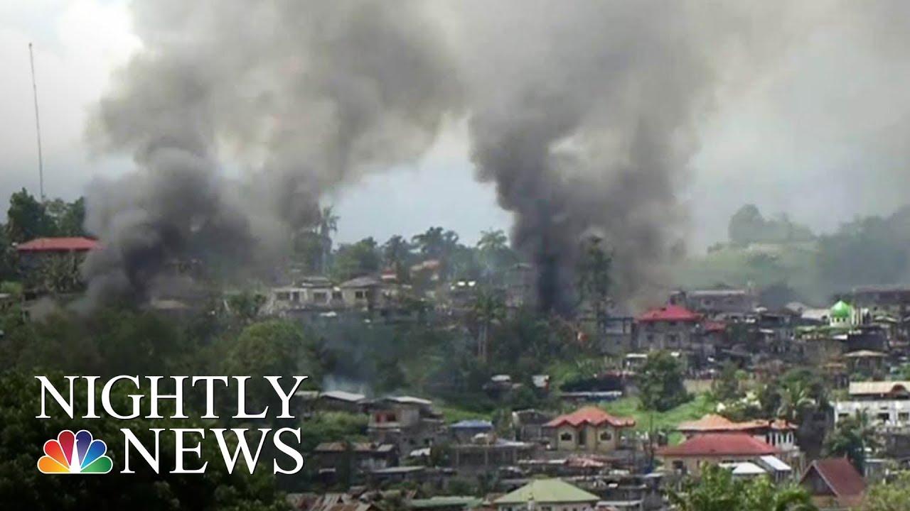 ISIS' Newest Battleground: The Philippines   Nightly News
