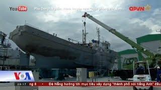 Việt Nam 'tự sửa chữa' tàu ngầm mua của Nga (VOA)