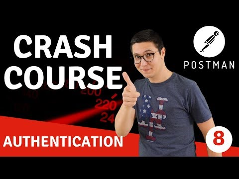 Bearer Token Authentication in Postman (8) / Postman Crash Course for beginners