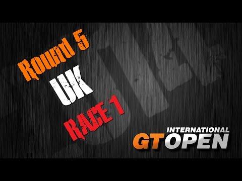 International GTOpen ROUND 5 UK - Silverstone Race 1