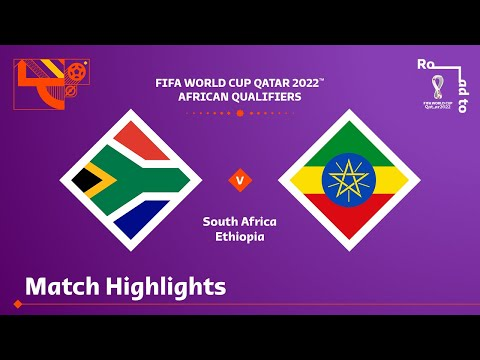 South Africa Ethiopia Goals And Highlights