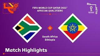 ЮАР  1-0  Эфиопия видео